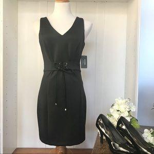 NWT Guess Sleeveless Black Dress